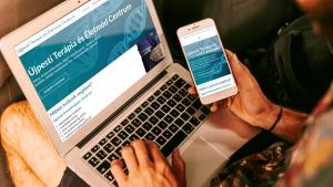 újpesti terápia és életmód centrum weboldal készítés